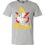Super Saiyan Vegeta Dad Men Short Sleeve T Shirt - TL00490SS