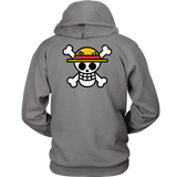 One Piece - Luffy symbol - Unisex Hoodie T Shirt - TL00904HO