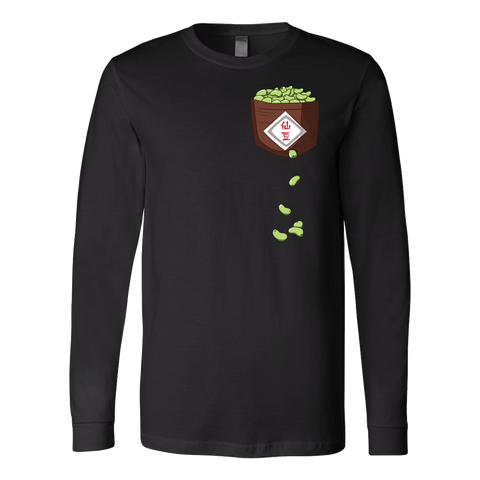 Super Saiyan - Magic bean - Unisex Long Sleeve T Shirt - TL01331LS