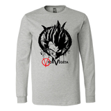 Super Saiyan Vegeta V vendetta Long Sleeve T shirt - TL00542LS