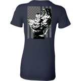 Saiyan Namek Piccolo Woman Short Sleeve T shirt - TL00010WS