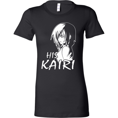 Couple Collection - His Kairi - Woman Short Sleeve T Shirt - TL01143WS