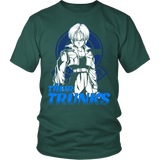 Super Saiyan Trunk Son Men Short Sleeve T Shirt - TL00514SS