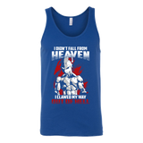 Super Saiyan Majin Buu Fall from Heaven Unisex Tank Top T Shirt - Tl00436TT