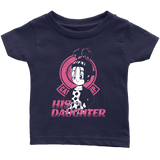 Super Saiyan Bulla Father And Daughter Men Short Sleeve T Shirt - TL00519IS