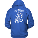 Naruto Sasuke Uchiha Stay on Throne Unisex Hoodie T shirt - TL00263HO