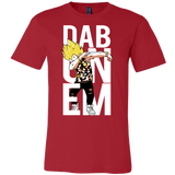 Super Saiyan Vegeta Dab Men Short Sleeve T Shirt - TL00496SS
