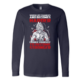 Super Saiyan Bardock become stronger Long Sleeve T shirt - TL00474LS