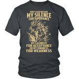 Super Saiyan Gohan Silent for Ignorance Men Short Sleeve T Shirt - TL00449SS
