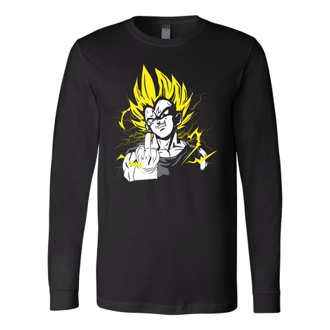 Super Saiyan - They act like they - Unisex Long Sleeve T Shirt - TL01209LS
