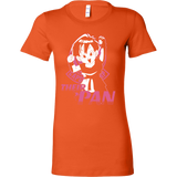 Super Saiyan Pan Daughter Woman Short Sleeve T Shirt - TL00513WS