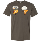 Taco mexican i'm  nacho friend Men Short Sleeve Funny T Shirt - TL00567SS