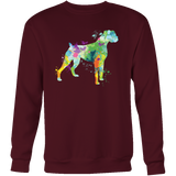 Pet - Watercolor Love Dog Paint - Sweatshirt T Shirt - TL00754SW
