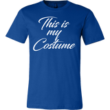 Halloween - This is my costume - Men Short Sleeve T Shirt - TL00796SS