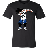 Super Saiyan Goku DAB Dance Men Short Sleeve T Shirt -TL00233SS
