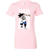Super Saiyan Goku Dab Woman Short Sleeve T Shirt - TL00495WS