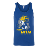 Super Saiyan Trunk Son Unisex Tank Top T Shirt - TL00508TT