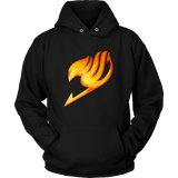 Fairy Tail - Symbol of the clan 2 -  Unisex Hoodie T Shirt - TL01254HO