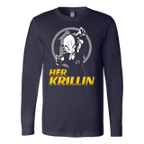 Super Saiyan Krillin Father And Daughter Long Sleeve T shirt - TL00522LS