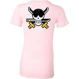 One Piece - Zoro symbol - Woman Short Sleeve Shirt - TL00903WS