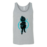 Super Saiyan Vegeta God Unisex Tank Top T Shirt - TL00205TT