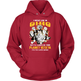 Super Saiiyan Ohio Group Unisex Hoodie T shirt - TL00063HO