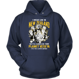 Super Saiyan I May Live in New Zealand Unisex Hoodie T shirt - TL00109HO