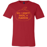 Halloween - No i didn't steal a pumpkin - Men Short Sleeve T Shirt - TL00734SS