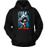 Goku and Vegeta Just Saiyan Unisex Hoodie T shirt - TL00007HO