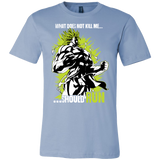 Super Saiyan Broly Men Short Sleeve T Shirt - TL00117SS