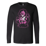 Super Saiyan - Super Saiyan Rose - Unisex Long Sleeve T Shirt - TL00821LS
