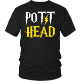 Harry Potter - Pott head 2 - men short sleeve t shirt - TL00963SS