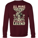 Super Saiyan Goku Mom Sweatshirt T shirt - TL00033SW
