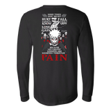 Naruto Paint Learn Long Sleeve T shirt - TL00264LS