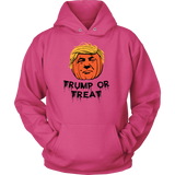 Halloween - Trump Or Treat - Unisex Hoodie T Shirt - TL00799HO