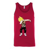 Super Saiyan Vegeta Dab Dance Unisex Tank Top T Shirt - TL00235TT