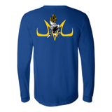 Super Saiyan Majin Vegeta Long Sleeve T shirt - TL00215LS