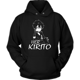 Couple Collection - Her Kirito - Unisex Hoodie T Shirt - TL01129HO
