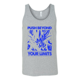 Super Saiyan Majin Vegeta push limits Unisex Tank Top T Shirt - TL00225TT