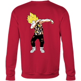 Super Saiyan Vegeta Dab Dance Sweatshirt T shirt - TL00236SW
