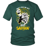 Super Saiyan Goku Dragon Fist Men Short Sleeve T Shirt - TL00036SS