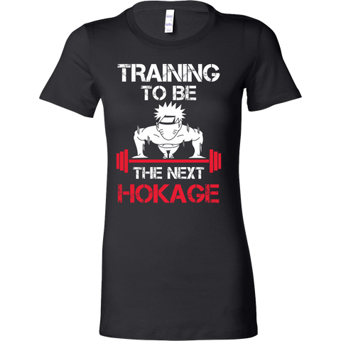 Naruto - Training to be the next hokage - Woman Short Sleeve T Shirt - TL01202WS