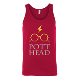 Harry Potter - Pott head - unisex tank top t shirt - TL00962TT
