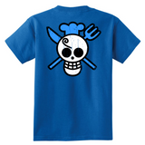 One Piece - Sanji symbol - Youth Kid T Shirt - TL00900YS