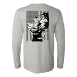Saiyan Namek Piccolo Long Sleeve T shirt - TL00010LS