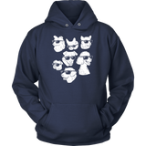 Pet - Dog Dogs - Unisex Hoodie T Shirt - TL00738HO