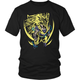 Super Saiyan - Goku - Men Short Sleeve T Shirt - TL00445SS