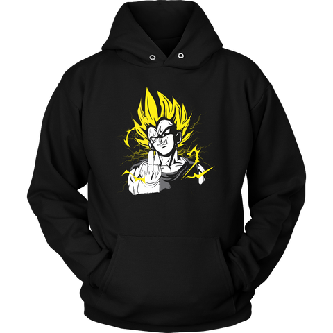 Super Saiyan - They act like they - Unisex Hoodie T Shirt - TL01209HO