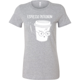 Espresso Patronum Woman Short Sleeve T Shirt - TL00634WS - The TShirt Collection