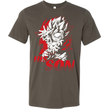 Super Saiyan Goten Men Short Sleeve T Shirt - TL00487SS